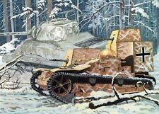 Sicherungsfahrzeuge Renault UE (F) (alemán wehramcht MKGS) 1/35 Mirage Raro
