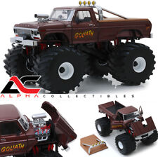 "PRESALE GREENLIGHT 13540 1:18 1979 FORD F-250 GOLIATH 48"" TIRES MONSTER TRUCK"