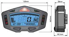 KOSO NORTH AMERICA - DB-03R DIGITAL LCD METER   UNIVERSAL