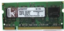 MODULO RAM KINGSTON KVR400D2S3/512 SODIMM 512MB DDR 400MHz