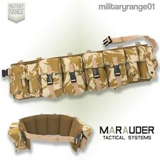 "Marauder Special Forces Airborne Webbing Belt - 34/36"" (DESERT)"
