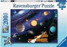 RAVENSBURGER PUZZLE*200 TEILE*SOLAR SYSTEM*SONNENSYSTEM*RARITÄT*OVP