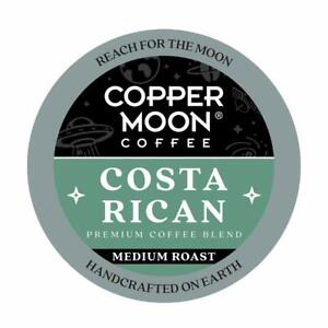Copper Moon Costa Rican Coffee 20 to 160 Keurig Kcup Pick Any Size FREE SHIPPING