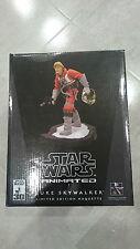 Star Wars Luke Skywalker x-Wing Pilot Animated Maquette