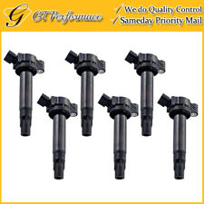 OEM Quality Ignition Coil 6PCS for Lexus RX330/ Toyota Camry Sienna Solara 3.3L