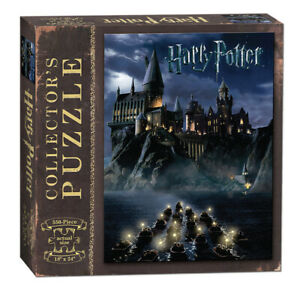 Harry Potter Collector's Puzzle 550 pcs Jigsaw Puzzle, USAopoly; New Sealed