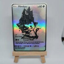 Mimikyu - Custom Pokemon Card
