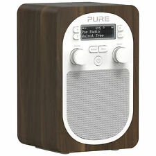 Pure Tragbares Radio mit Digitalanzeige