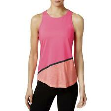 New Ideology Colorblocked Women's Tank Top Flashmode Size M $29.50 {557J}