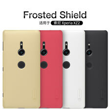Nillkin Super Frosted Matte Case Hard Plastic Back Cover
