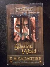 Paths of Darkness: The Spine of the World Bk. 2 by R. A. Salvatore (2000, Paperb