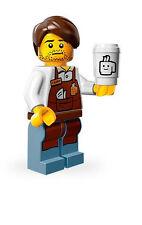 LEGO® Minifigures / Minifiguras 71004 - SERIES Lego Movie - Larry el camarero