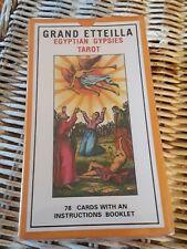 Grimaud tarot Grand Etteilla , brand new