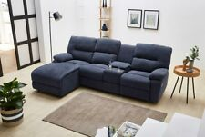 Ecksofa mit Relaxfunktion Eckcouch Relaxsofa Relaxcouch Sofa Funktionssofa 38979