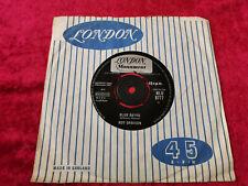 "Roy Orbison – Blue Bayou / Mean Woman Blues UK 7"" single"
