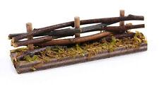 Miniature Micro Mini Garden Wooden Fence Dollhouse  Fairy  Gnome Garden MI 55263
