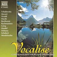 Various Artists - Vocalise (CD) (1999)