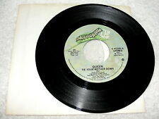 """Queen """"Tie Your Mother Down / Drowse"""" 45 RPM, 7"""" Single, 1977 Rock, Nice NM!"""
