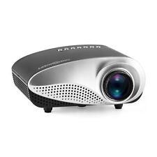 (B-WARE) LED MINI BEAMER USB SD VGA HDMI FULL HD VIDEOPROJEKTOR VIDEO PROJEKTOR