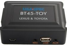 USA Spec Bt45-toy Bluetooth Phone Music & AUX Input Kit for Select 1998-2014 to