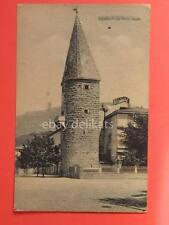 TRENTO la Torre Verde vecchia cartolina