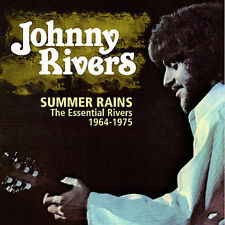 JOHNNY RIVERS Summer Rains The Essential Rivers (1964-1975) CD RARE IMPORT