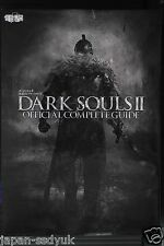 JAPAN Dark Souls II Official Complete Guide
