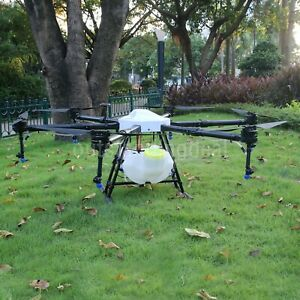6 Axis Agriculture Drone Frame Kit 1650mm Load 16KG+Power for DJI M10