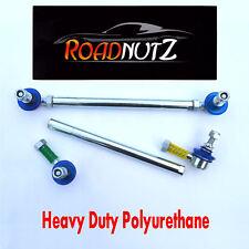 Delantero ajustable insertes vínculos para Opel Insignia 2.0TD CDTI 16V DOHC 07/2008 en