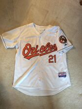 Authentic Replica Baltimore Orioles Baseball Jersey Sz 48 Jersey (MARKAKIS)