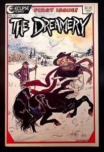 The Dreamery (Eclipse, 1986 Series) #1 Dec-1986 [5C3] FN