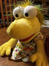 Manhattan Toy Jim Henson Fraggle Rock Wembley Plush Hand Puppet