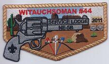 Witauchsoman Lodge 44 OA flap S51 Conclave 2011 NE-5B Service Lodge