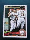 Hottest Cards in 2011 Topps Update Series Baseball 80