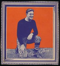 1935 Wheaties (Fancy Frames) Football -ERNIE NEVERS (Stanford) *HOF*