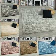 Modern Floral Area Rugs Traditional Vintage Oriental Carpets Runners A2Z Rug