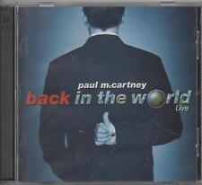 Beatles - Paul McCartney - Back in the U.S. (Live Recording, 2003)