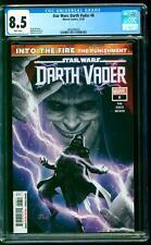 Star Wars Darth Vader 6 CGC 8.5 VF+ 1st App Ochi Sith Assassin Inhyuk Lee cover