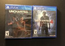 Uncharted 4 Combo Pack [ 2 Games in 2 Packs ] (PS4) NEW
