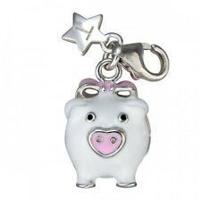 Silver Charm TINGLE LONDON PIGGY, PIG, New, Charms, SCH90, Jewellery, Boxed