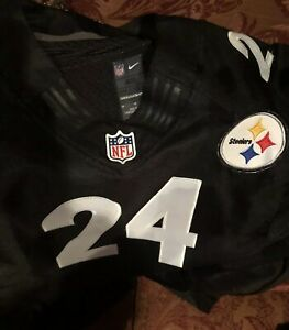 Pittsburgh Steelers #24 CONNER Nike Jersey, Sz.48