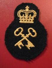 Canadian Armed Forces SUPPLY TECH qualification trade patch badge level 3 black