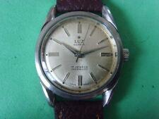 Vintage Swiss LUZ 17J Mechanical Manual Watch