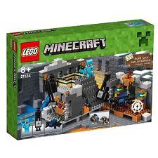 LEGO® Minecraft™ - 21124 Das End-Portal - NEU & ungeöffnet - passt zu 21125