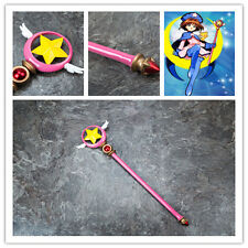 Exclusive The Magic Card Girl Sakura Cardcaptor Sakura Magic Wand Cospaly Prop