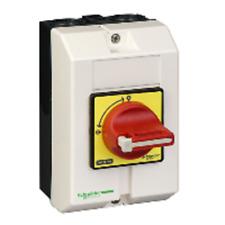 Interrupteur sectionneur en coffret. Schneider Electric. VCF0GE.