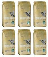 Starbucks 6lbs Total Veranda Blend Light Roast Ground Coffee 16oz Bags BBD 8/20