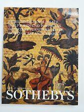 SOTHEBY'S  Auction Catalog ZURICH NOV. 2000 IMPORTANT FURNITURE, SILVER, CERAMIC