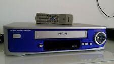 Magnétoscope VHS Philips VR270, TELECOMMANDE