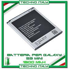 Batteria per Samsung Galaxy S3 Mini i8190 EB-L1M7GLU CAPACITA' ORIGINALE